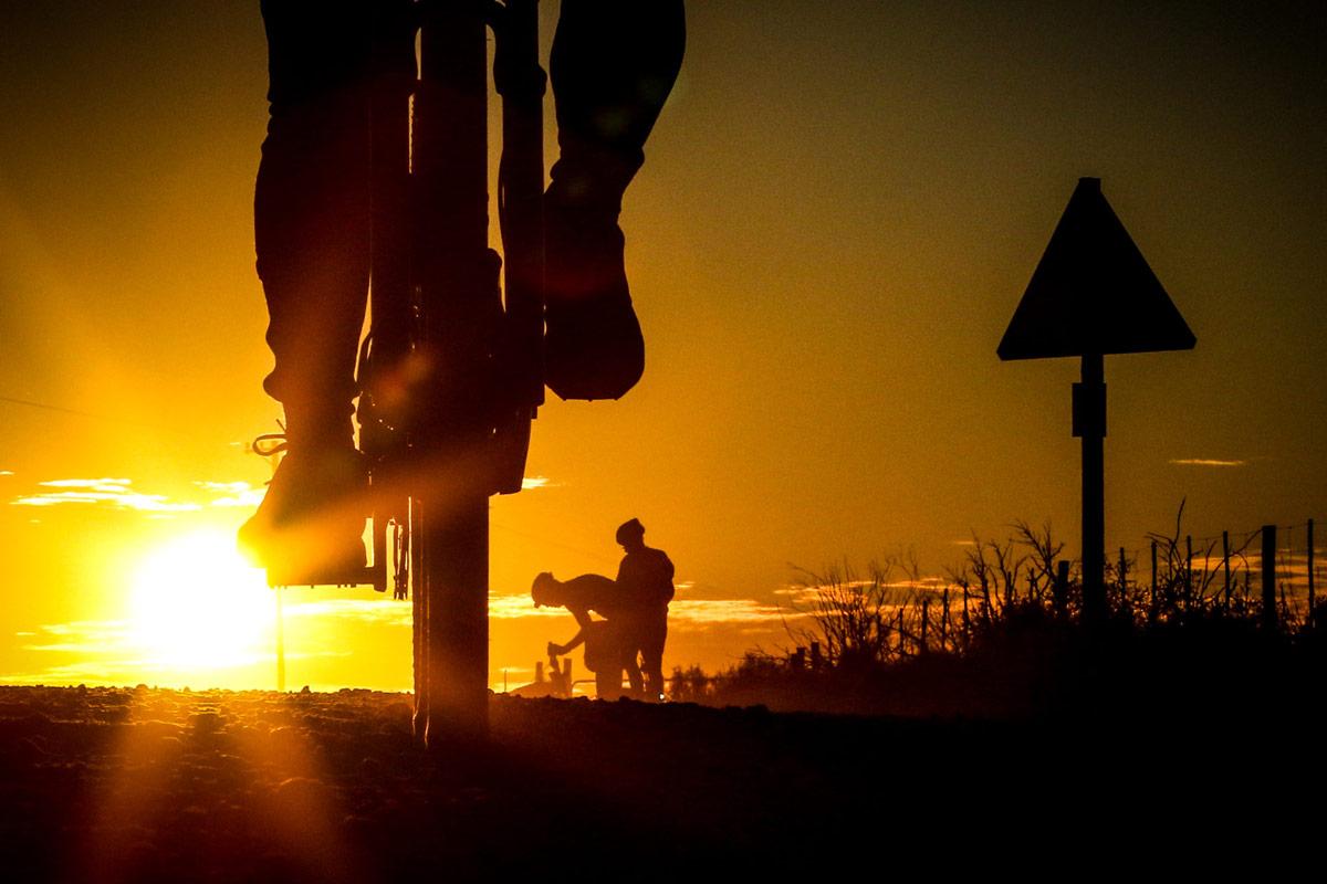 Karoo Burn sunset